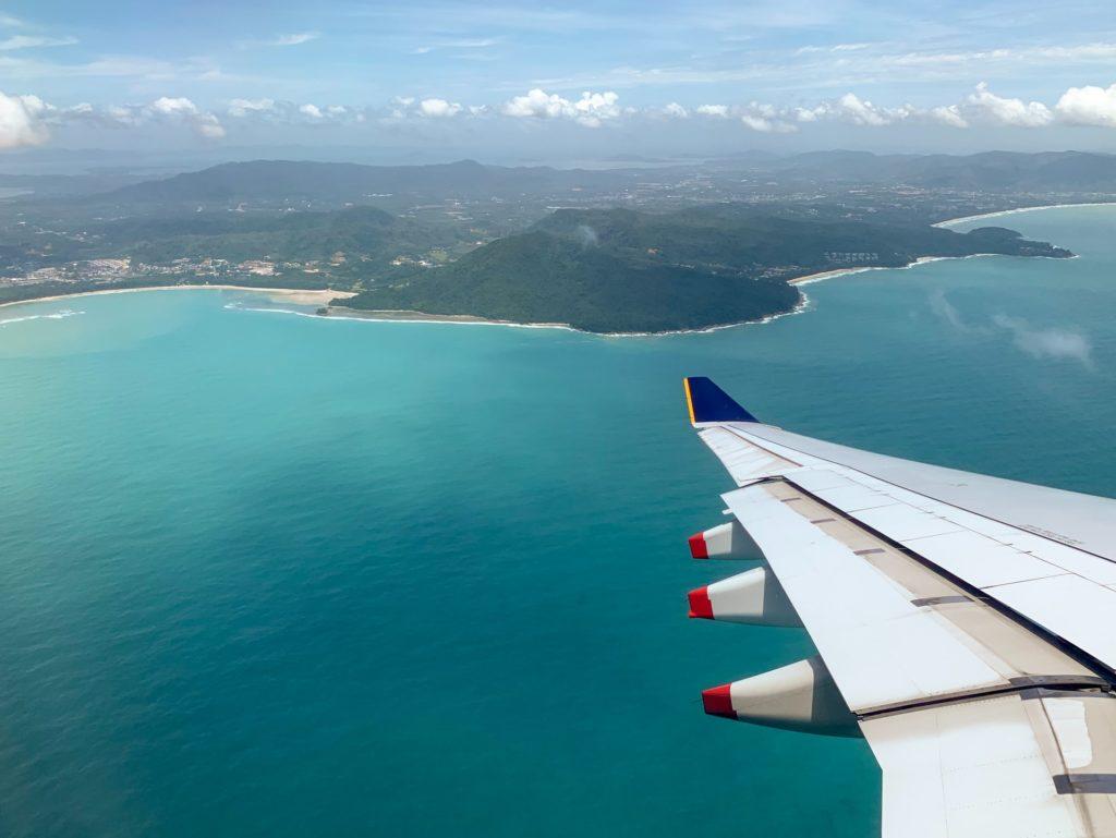 Phuket lento